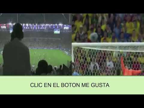 James Rodriguez - Goleador Brasil 2014