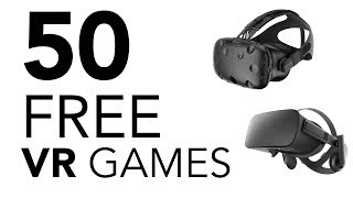 50 Free VR Games