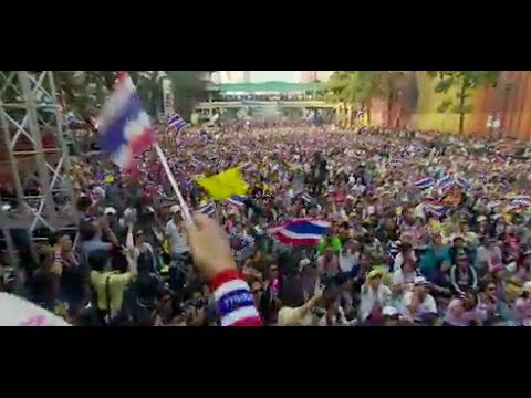 Protesters in Thailand Demand Resignation of PM