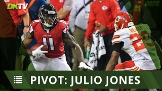 Pivot Play: Julio Jones