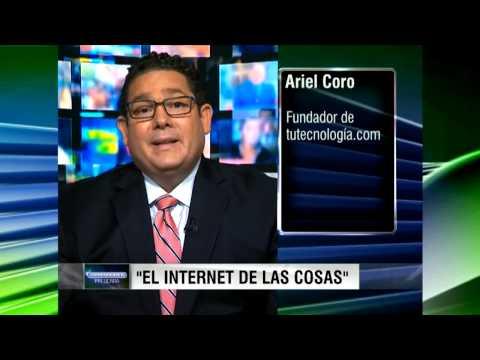 """""""El Internet de las cosas"""" Oppenheimer Presenta # 1421"""