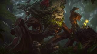 Ivern Login Screen Animation Theme Intro Music Song【1 HOUR】