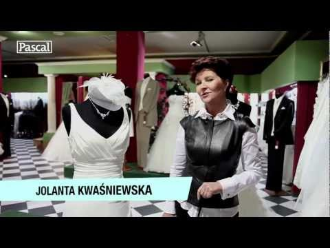 Suknie ślubne J. Kwaśniewska Lekcja Stylu jak wybrać strój ślubny