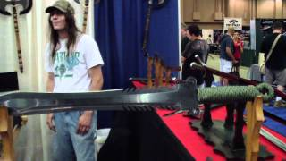 Sabersmith Custom Swords - Blade Show 2012