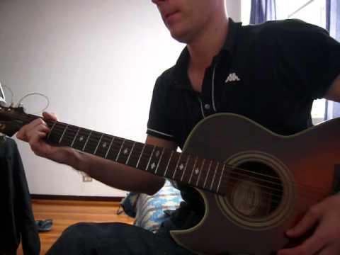 bryan adams - heaven (solo acoustic guitar instrumental cover...