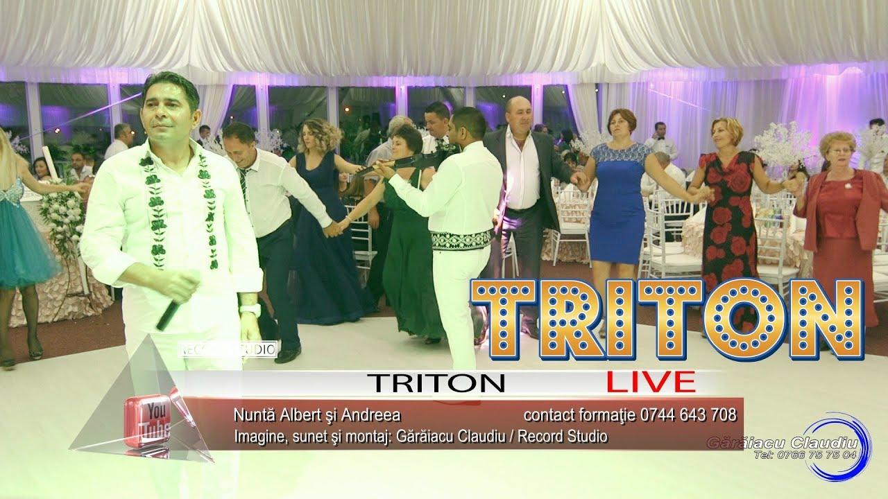 TRITON | Mandrulita de la Gorj, ii bagasi in draci pe toti | Colaje HORA Nunta Albert & Andreea