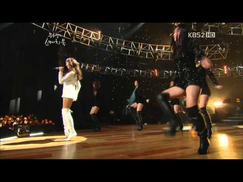 Gna - Black And White (20110220 Sketch Book Kbs) video