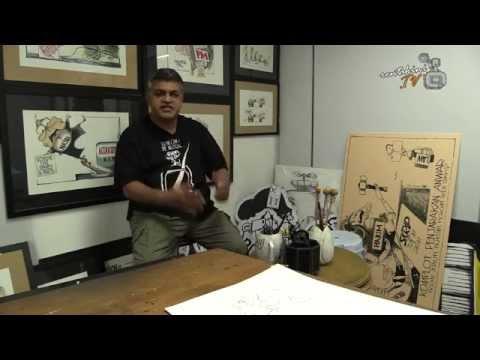 Freedom Film Fest 2014: Zunar makes a movie! Download