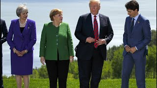 Former Amb. Heyman Says Trump Was Trying to 'Ruin the Party' at G-7