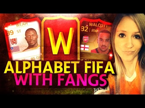 FIFA 14 ULTIMATE TEAM | ALPHABET SQUAD BUILDER | THE