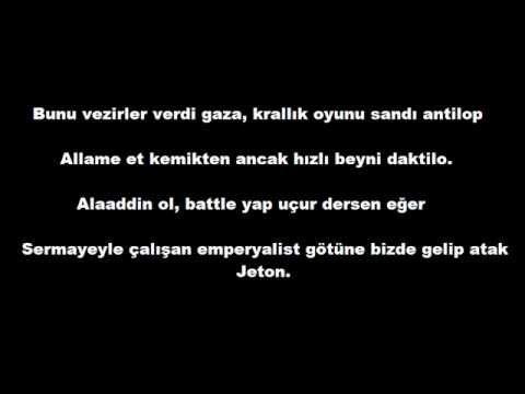 Allame-Joker-Hidra (YAT-ZIBAR) Lyrics