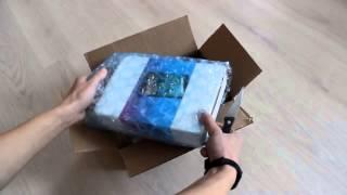 Распаковка планшета HTC Nexus 9. Обзор внешнего вида