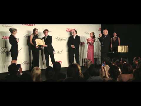 The Trophée Chopard Ceremony during the Cannes Film Festival in 2012 – presented by Chopard