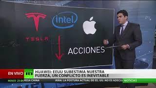 Huawei podría presentar su propio sistema operativo antes de fin de año