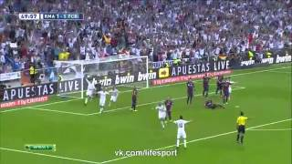 Real Madrid vs Barcelona(3 . 1)    25/10/2014