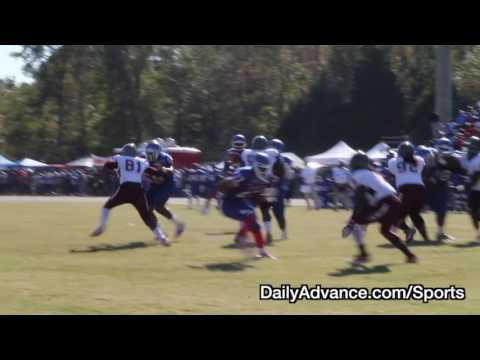 The Daily Advance sports highlights | College Football | Virginia Union at Elizabeth City State