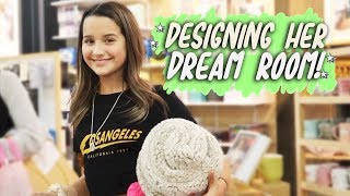 Designing Her Dream Room! (WK 406.3) | Bratayley