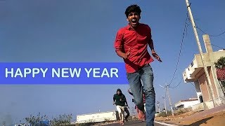 Happy new year 2018 | Lalit Filmx | comedy video 2018 | New LFX
