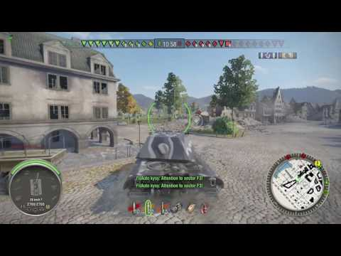 World of Tanks Xbox one E100 4 Kills