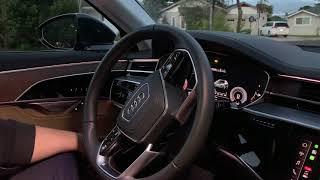 Audi A8 L Quattro is loaded with tech