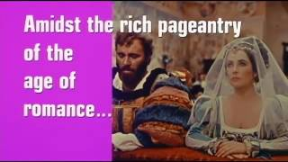 Taming of the Shrew - trailer - Elizabeth Taylor and Richard Burton Films