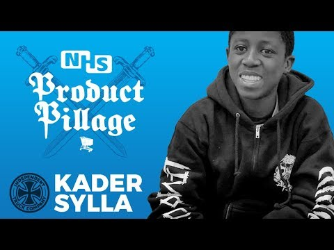 Kader Sylla: Product Pillage Pointers