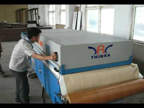 Woodworking Vacuum Laminator Machine Youtube