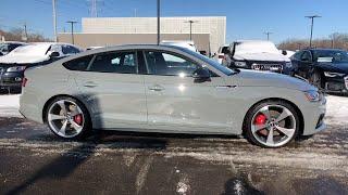 2019 Audi S5 Sportback Lake forest, Highland Park, Chicago, Morton Grove, Northbrook, IL A190342