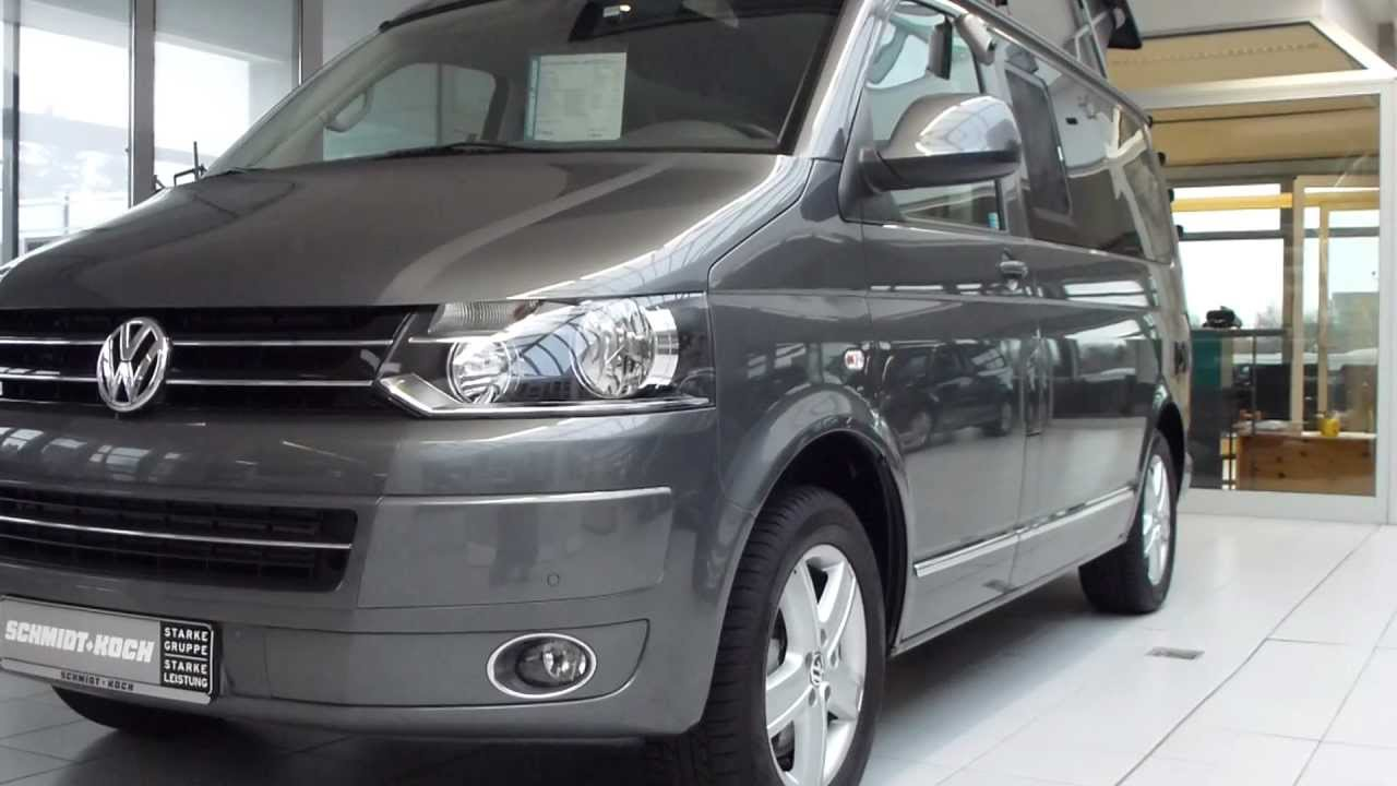 2013 vw t5 california comfortline 2 0 tdi cr diesel see also playlist youtube. Black Bedroom Furniture Sets. Home Design Ideas