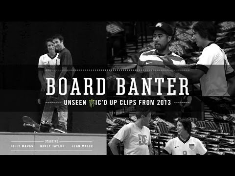 Street League 2013: Board Banter