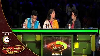 DID L'il Masters Season 3 Behind The Scenes: Judges Get Emotional On DID Lil Masters 3 Sets