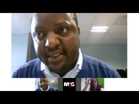 M&G hangout: The Guptas' intelligence dealings