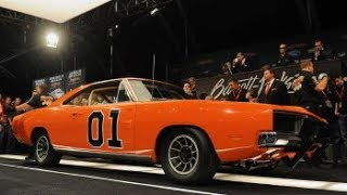 Lee 1 At Barrett Jackson Scottsdale Arizona Auction 2012