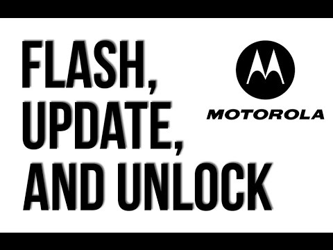 HOW TO FLASH ALL MOTOROLA DEVICE