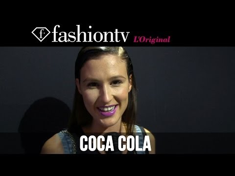 Coca Cola Summer 2015 Backstage | Fashion Rio | FashionTV