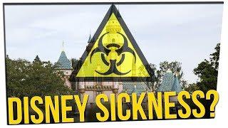 Disneyland blame..