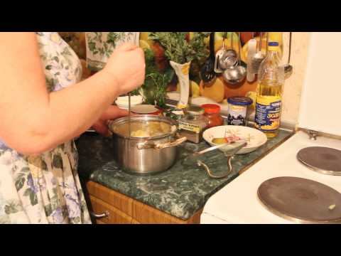 Как варить картофель - видео