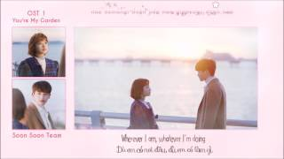 Engsub+Vietsub You`re My Garden - Strong Woman Do Bong Soon OST Part 1 Jung Eunji  Apink
