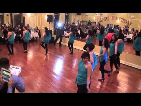 Performance:xquizite Dancers- Maria(samba-tango),cha Cha Medley video