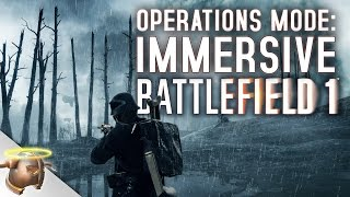 Battlefield 1's Operations mode is multiplayer immersion! (1440p 60 FPS, PC Ultra)