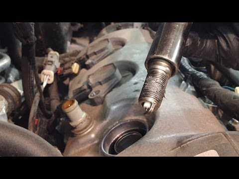 Ford 3.5L DOHC Spark Plug Replacement