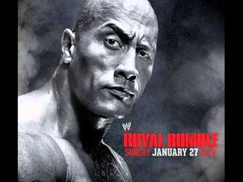 WWE Official Royal Rumble 2013 Theme Song -