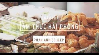 THỬ THÁCH ĂN HẾT HẢI PHÒNG TRONG 1 NGÀY!!!!!!