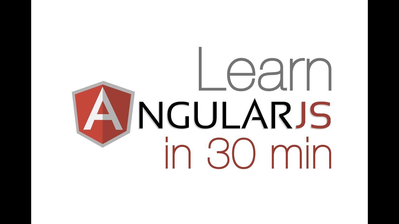 angularjs tutorial for beginners pdf