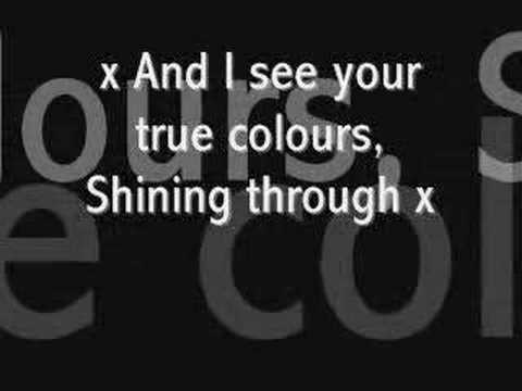 x true colours - dj boonie x