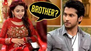 OMG! Tejaswi Calls Namish Her Brother | Swaragini