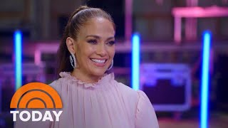 Hoda Kotb Watches Jennifer Lopez Rehearse For The 2018 VMAs | TODAY