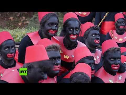 España: Cabalgata de los Reyes Magos en Alcoy