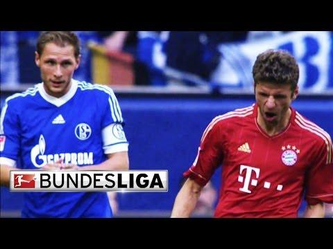 Top 10 Goals - Bayern Munich vs. Schalke 04