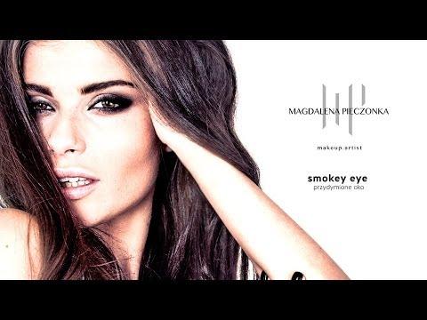 Jak Zrobić Makijaż SMOKEY EYE By Magda Pieczonka